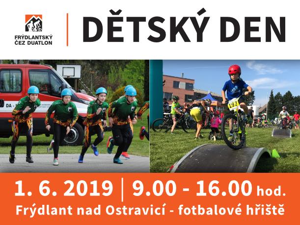 """Den dětí """"Sportujeme bezpečně""""!"""