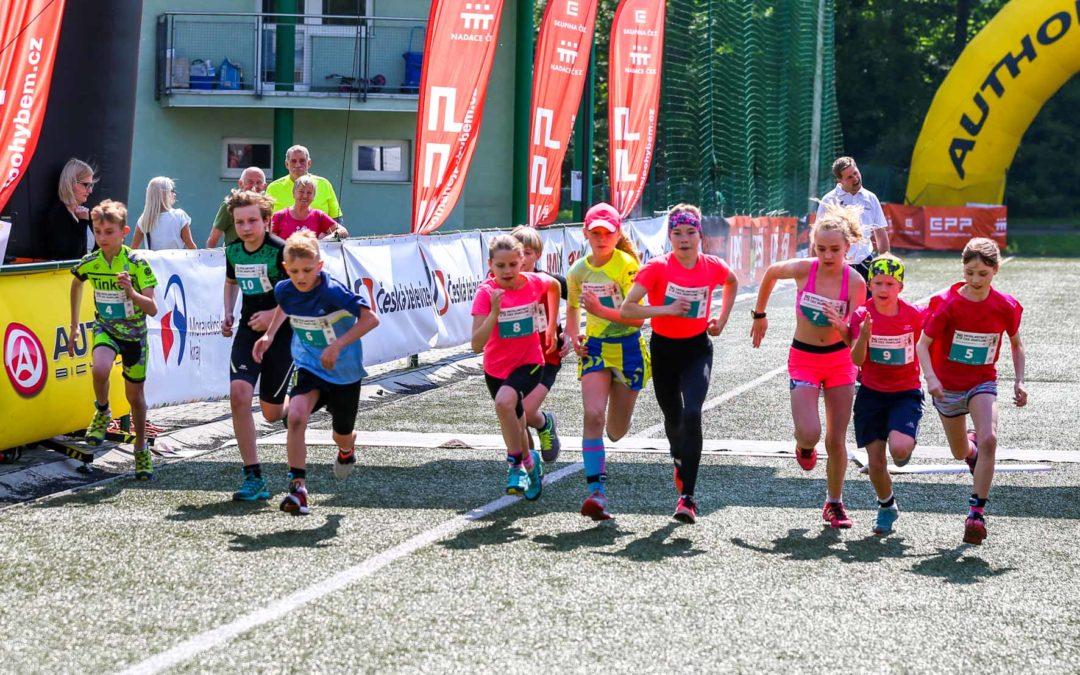 Juniorský běh