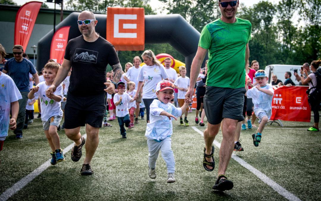 Dětské závody 2020