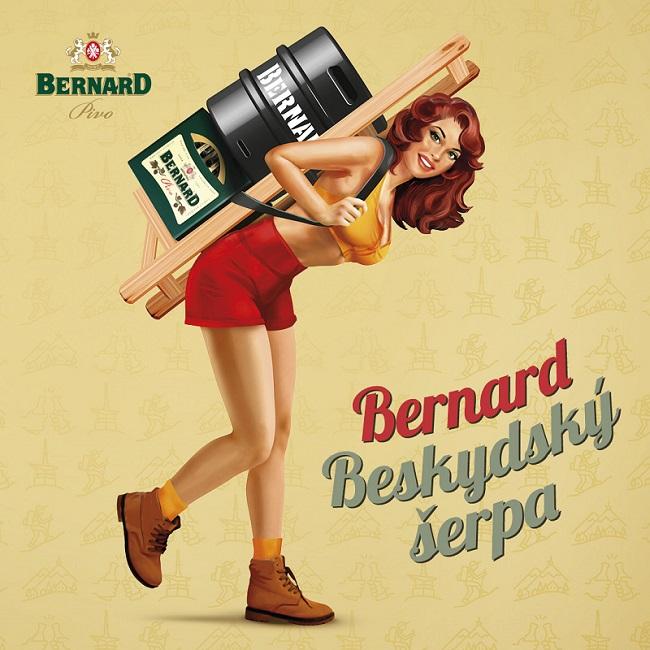 BERNARD Beskydský šerpa